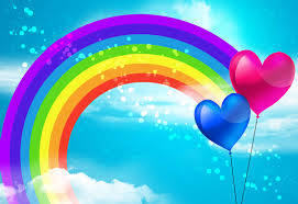 TW: Rainbows/Balloons